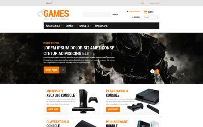 Gaming Board PrestaShop Theme