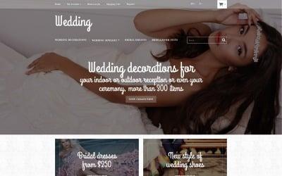Wedding Store OpenCart Template