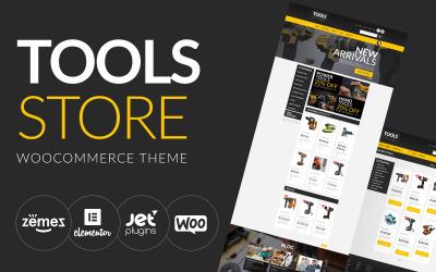 Herramientas Tienda en línea Tema WooCommerce
