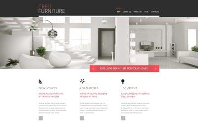 Tema WordPress adaptable a muebles