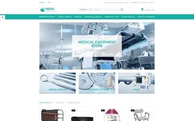 Medical Equipment PrestaShop Theme