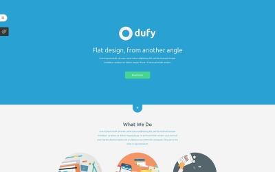 Dufy Joomla Template