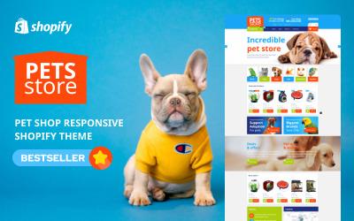 Pet Shop Responsive Shopify Theme