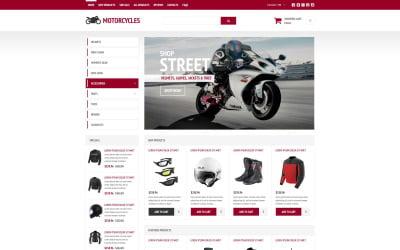 Stylish Online Shop ZenCart Template