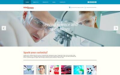 Welinson WordPress Theme
