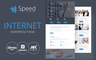 Vitesse - Thème Internet avec le thème WordPress Elementor Builder