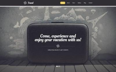 WordPress тема туристичного агентства