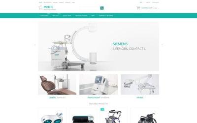 Medic ZenCart Vorlage