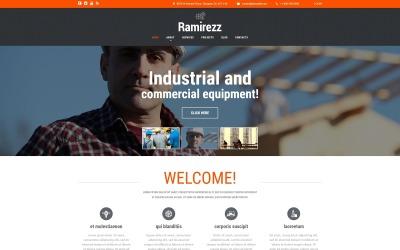 Ramirezz Joomla Template