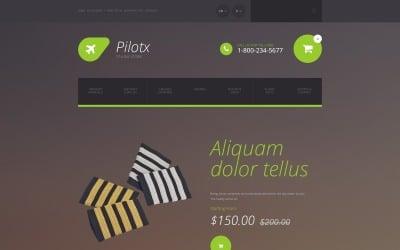 Pilotx OpenCart Template