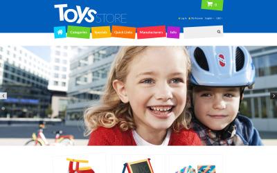 Spielzeug speichern ZenCart Vorlage