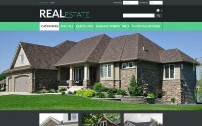 Real Estate ZenCart Template