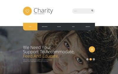 Charity - Child Charity Free Modern Joomla Template
