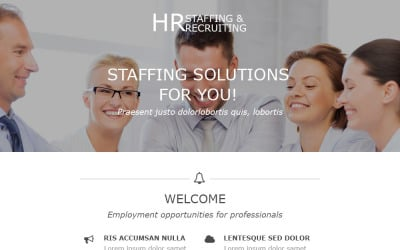 Consulting Responsive Newsletter Template