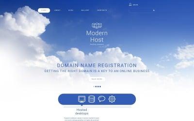 регистрация домена подробно