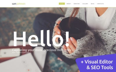Blogger Photo Gallery Photo Gallery Template
