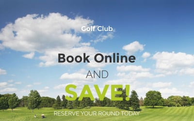 Golf Responsive Newsletter Template
