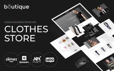Butik - Sklep odzieżowy Motyw WooCommerce