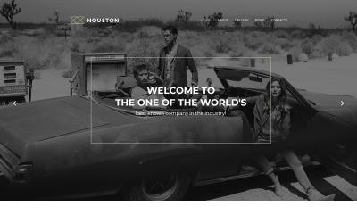 Houston WordPress-tema