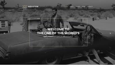 Thème WordPress Houston