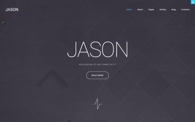 Designer Portfolio Responsive Joomla Template