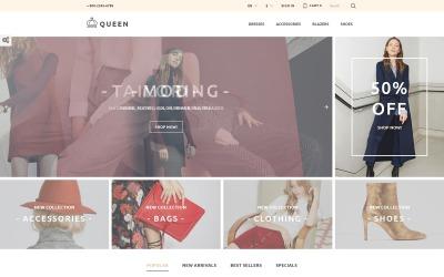 Queen - PrestaShop-thema voor dameskleding