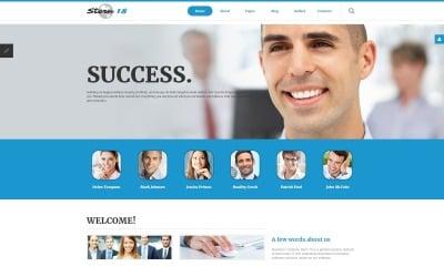 Business & Services Responsive Joomla Template