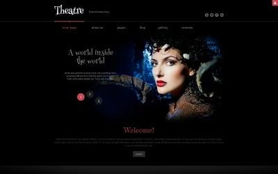 Theater Performance Joomla Template