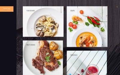 Libro di cucina - ricette e cucina a tema WordPress