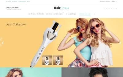 HairCrown - Hair Salon Responsive Magento Theme