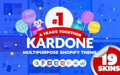 KarDone - Çok Amaçlı Tasarımlar Shopify Teması