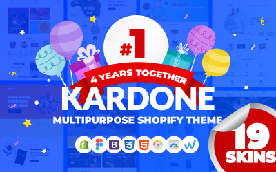 KarDone - Mehrzweckdesigns Shopify Theme