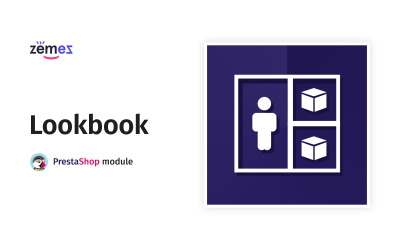 Lookbook PrestaShop模块