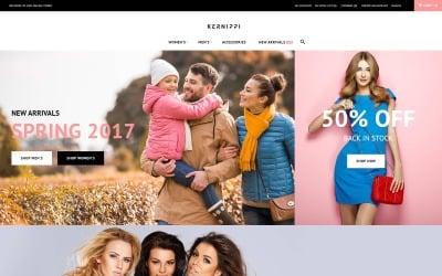 Kernippi - Apparel Store Magento Theme