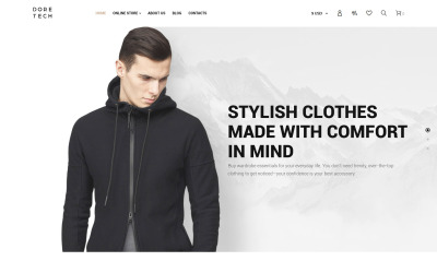 Fashion & Beauty VirtueMart Template