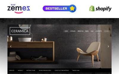 Tile Stone Responsive Shopify Theme