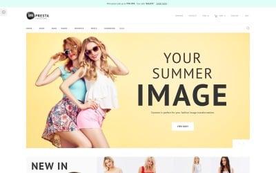 Impresta - Fashion PrestaShop Theme