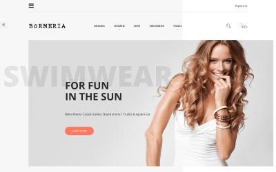 Bormeria PrestaShop-tema