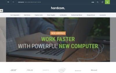 Hardcom PrestaShop Theme