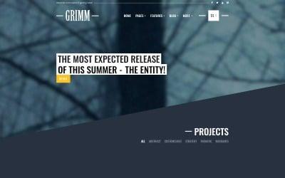 GRIMM - тема розробки ігор WordPress