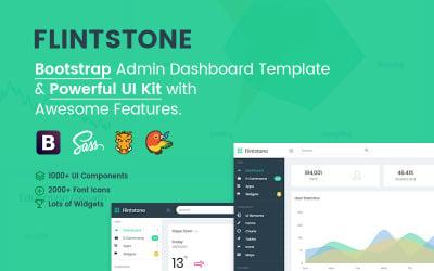 Flintstone- The Ultimate Multipurpose Admin Template