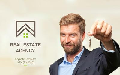 Real Estate Keynote - Keynote template