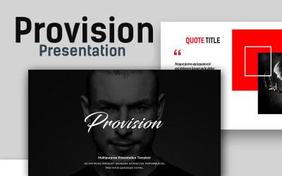Provision Creative - Keynote template
