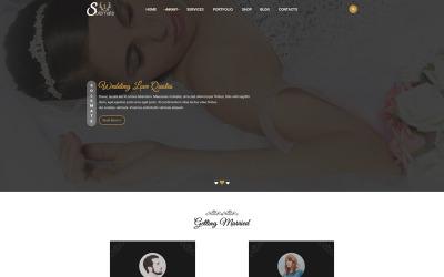 Solmate-婚礼与庆典PSD模板