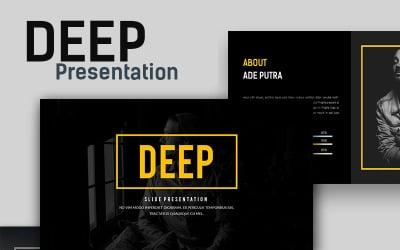 Deep Creative - - Keynote template