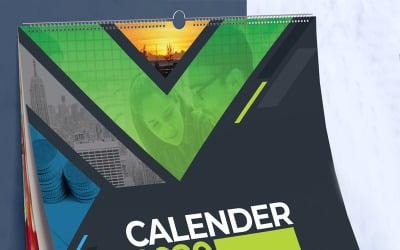 2020 Wall and Desk Calendar / Design Planner