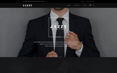 Jazzy - Men's Accessories Shop WooCommerce Theme