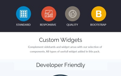 Canvas Admin - Powerful Bootstrap Admin Template