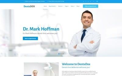 DentaDox - Denistry Clinic WordPress Theme