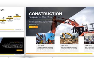 Konstruktion - PowerPoint-Vorlage